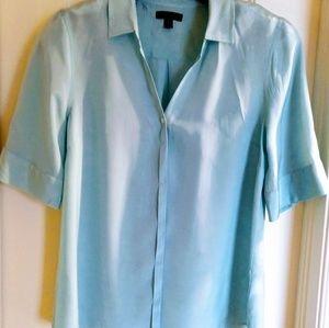 Jcrew silk blouse